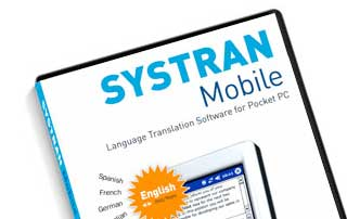 SYSTRAN for Pocket PC and PDA